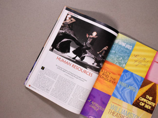 Robin Catalano freelance dance writer journalist Tero Saarinen article