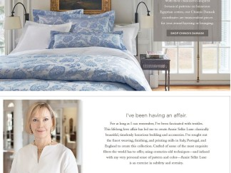 Robin Catalano freelance writer editor website writing homepage copy home design Luxe