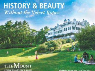 Robin Catalano ad copywriter new york the mount edith wharton