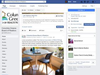 Robin Catalano content writer social media facebook instagram linkedin