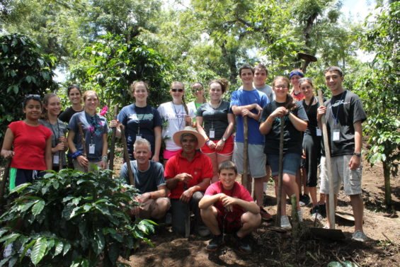 Group field work Unearth the World