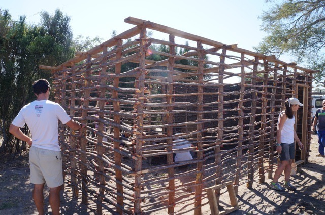 Home building in Zambia Unearth the World