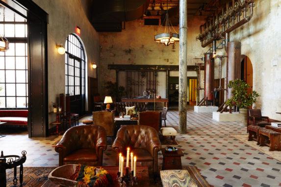 Robin Catalano design writer hotel emma san antonio