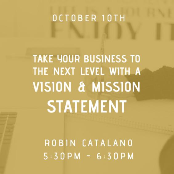 Robin-Catalano-Vision-Mission-Statement-marketing-classes